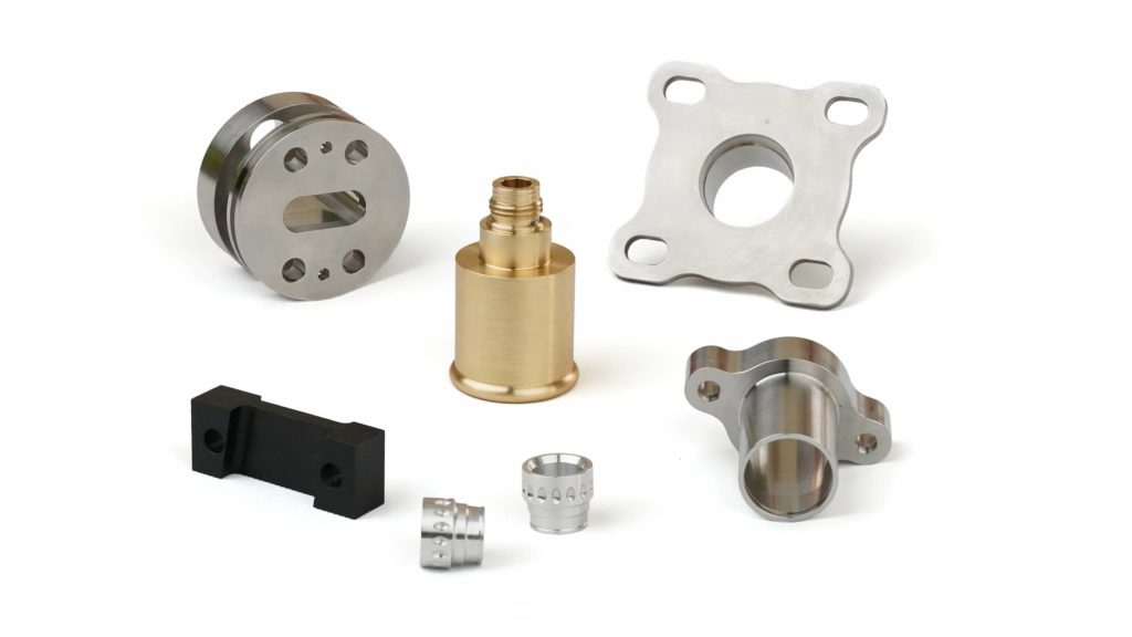 CNC Precision Machined Parts from Pulver Precision